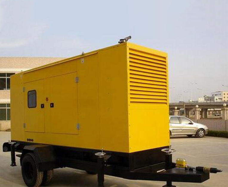 移動拖車式發電機
