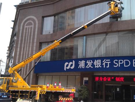 重庆高空车租赁施工