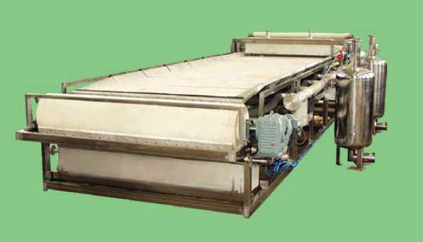 钦州橡胶带式过滤机