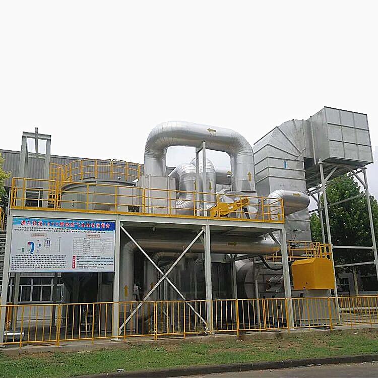 喷淋塔废气处理设备厂家