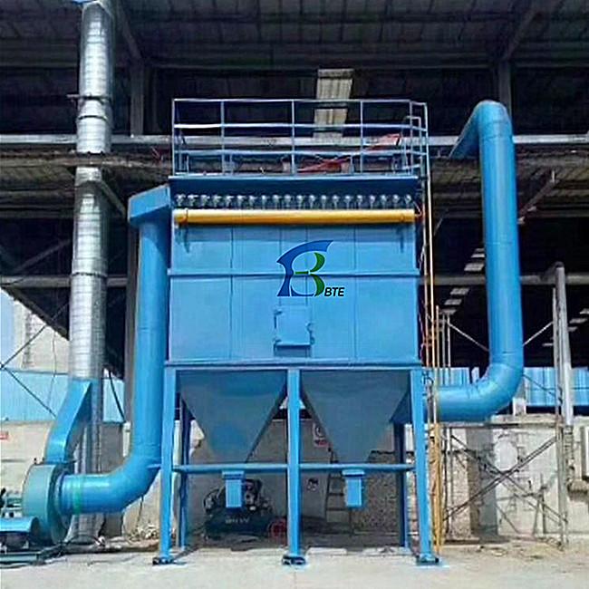 发电厂废气粉尘处理设备