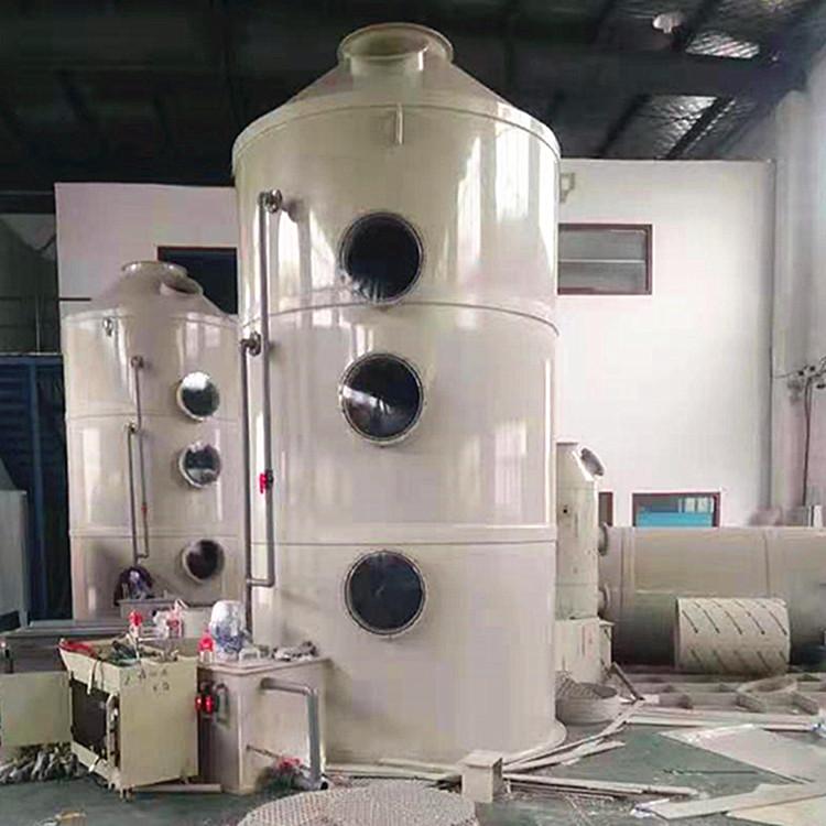 包装印刷厂废气处理