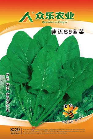 速迈S9菠菜 25g/袋