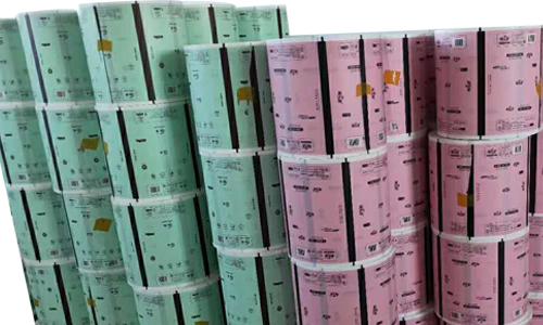 包装卷材膜