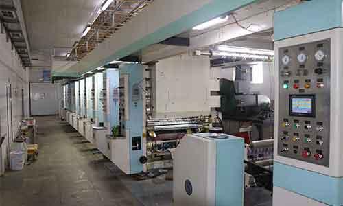 塑料包装印刷设备