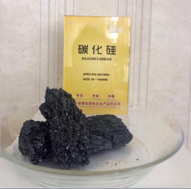 中鑫冶金与您探讨碳化硅的市场前景