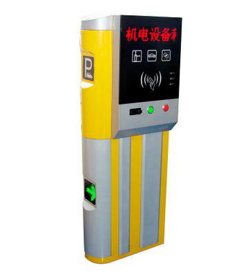 停車場管理系統系統票箱