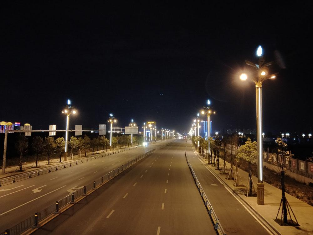 道路照明亮化案例