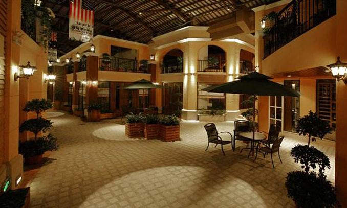 室内照明设计要注意艺术和舒适性的结合