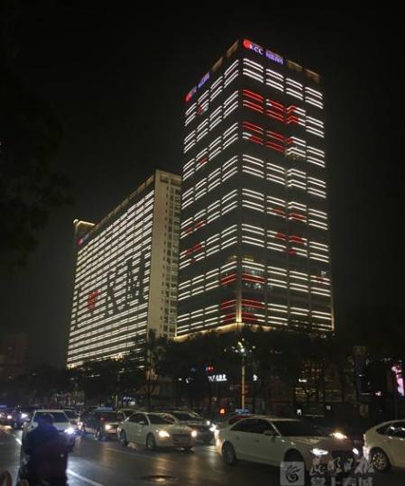楼宇亮化工程如何运用灯光做到设计和主题相呼