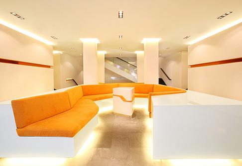 北京皇帝酒店照明设计