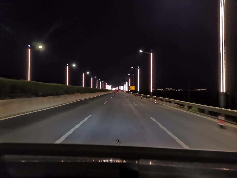 保山机场高速照明工程