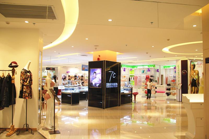 商场不同区域的LED照明需求及设计要点分析