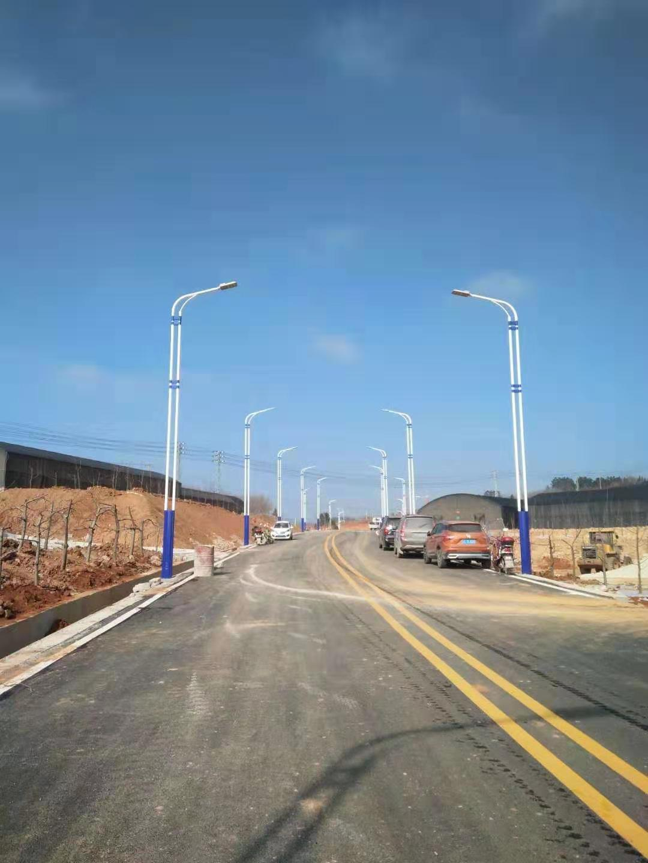 昭通鲁甸环城路道路照明