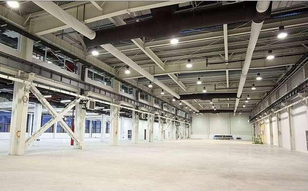 现代化物流仓储基地高大空间照明的实施对策与分析