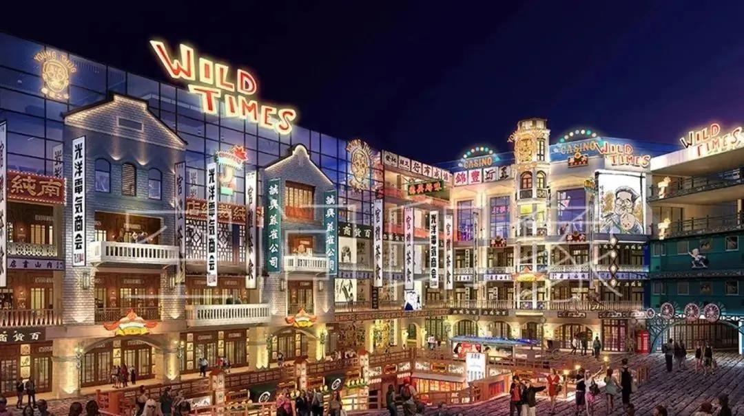 用灯光设计点亮购物中心夜经济的三大手法
