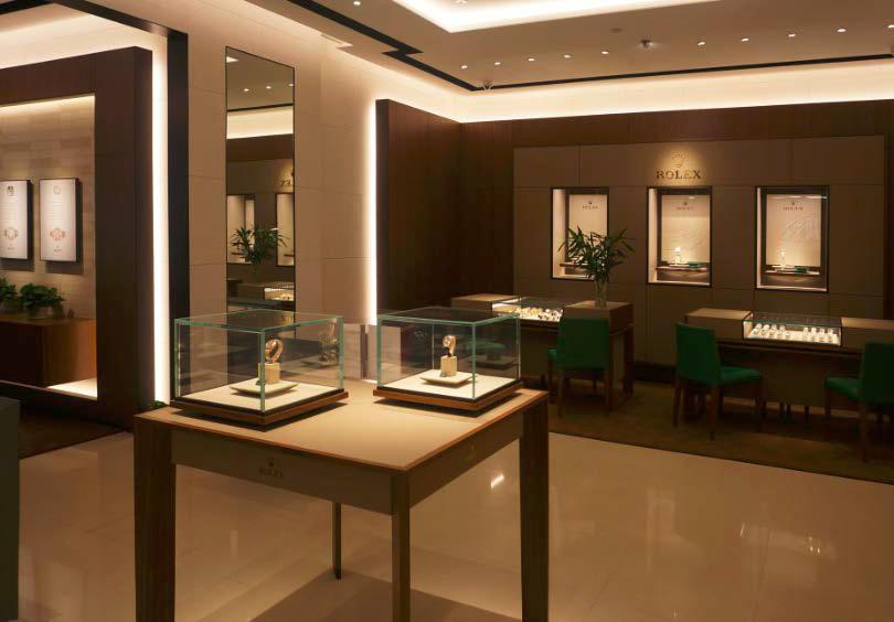 商业空间照明设计的尺度和逻辑