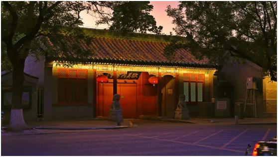 京城夜景照明升級,這些小心思很貼心!
