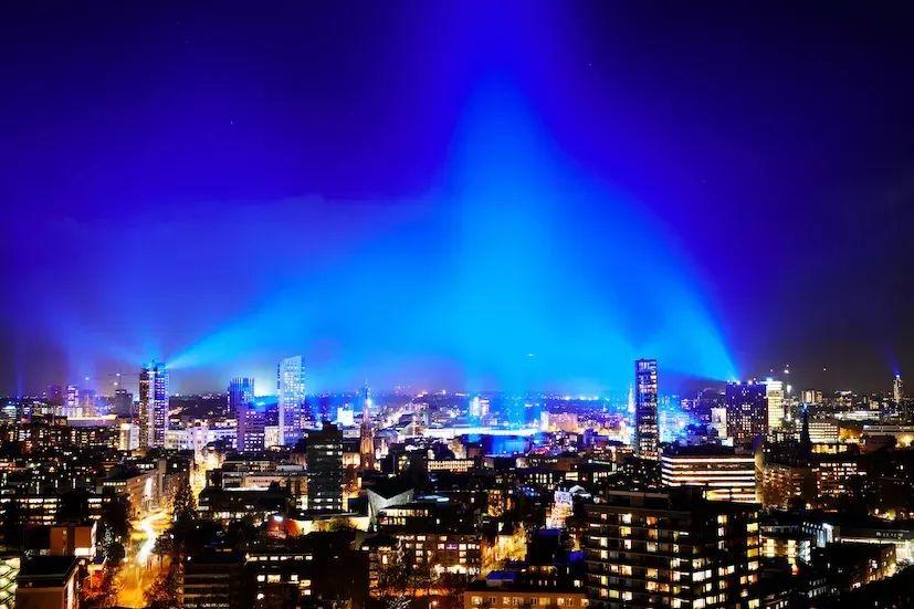 抗疫公共灯光艺术作品闪耀荷兰Glow Eindhoven灯光节