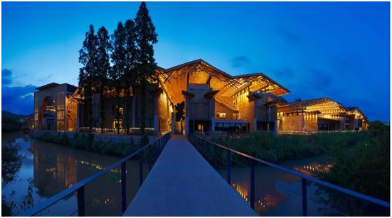 如何從秩序感中理解建筑照明設計