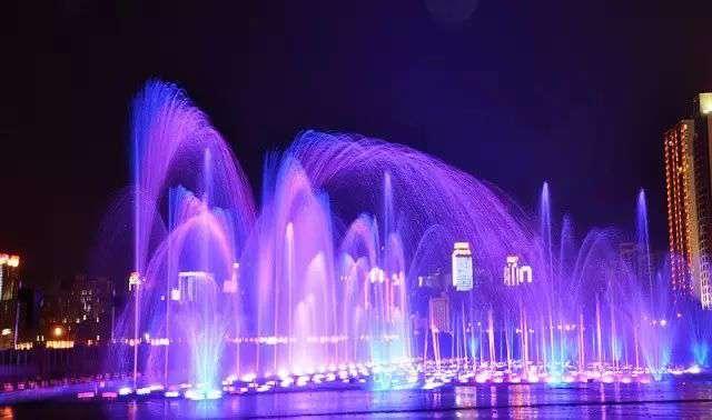 重慶萬州全新夜景上線,美得讓人窒息!