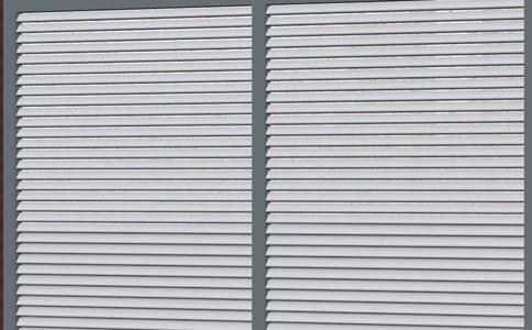 如何快速清洗鋁合金百葉窗