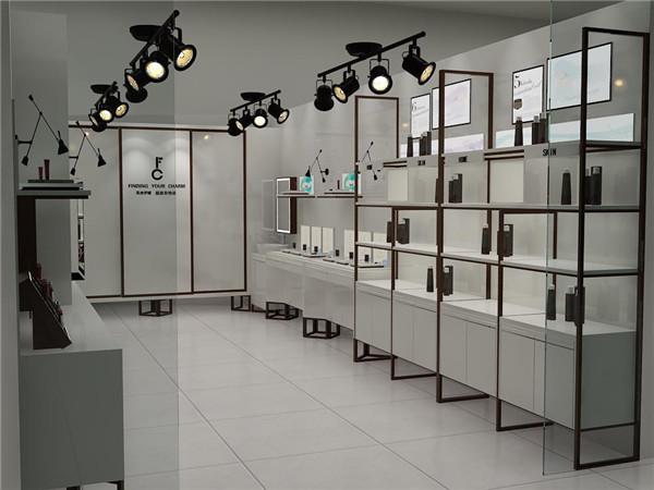 化妆品展柜1