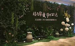 沈阳绿植墙制作厂家