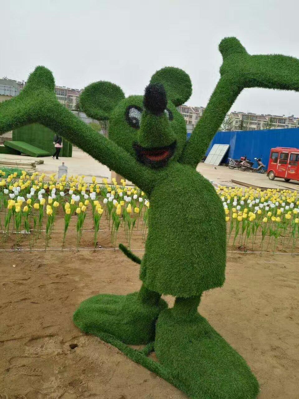 沈阳植物绿雕