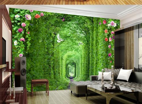 沈阳绿植墙厂家为你讲解:植物墙装饰成未来主流 还等什么!
