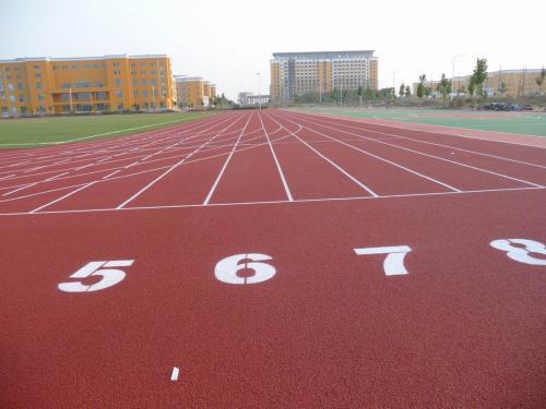 常用的塑膠跑道有哪些分類?