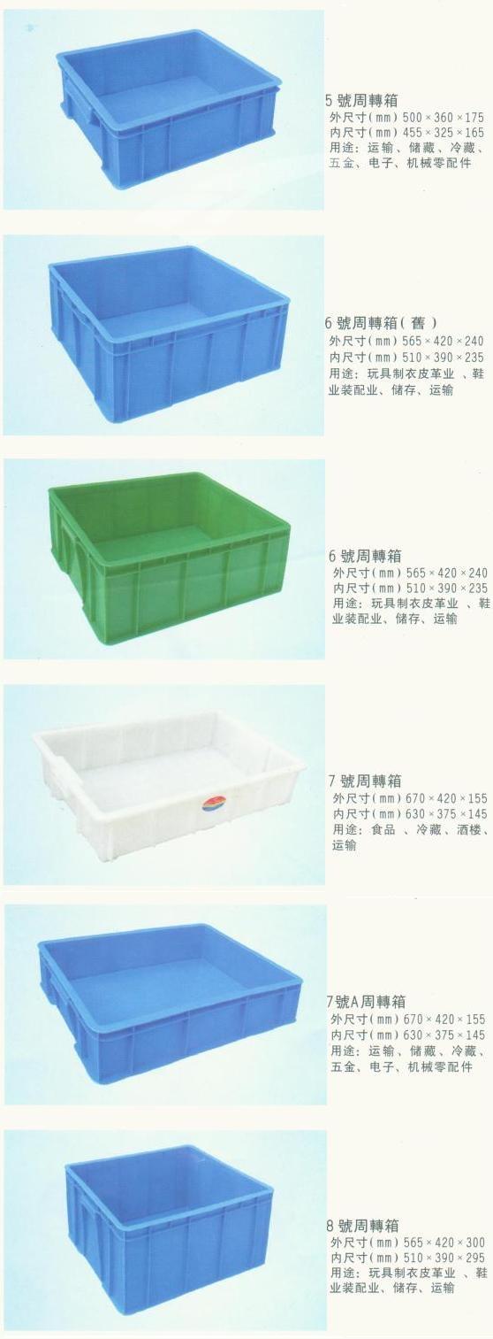 塑料周转箱箩2
