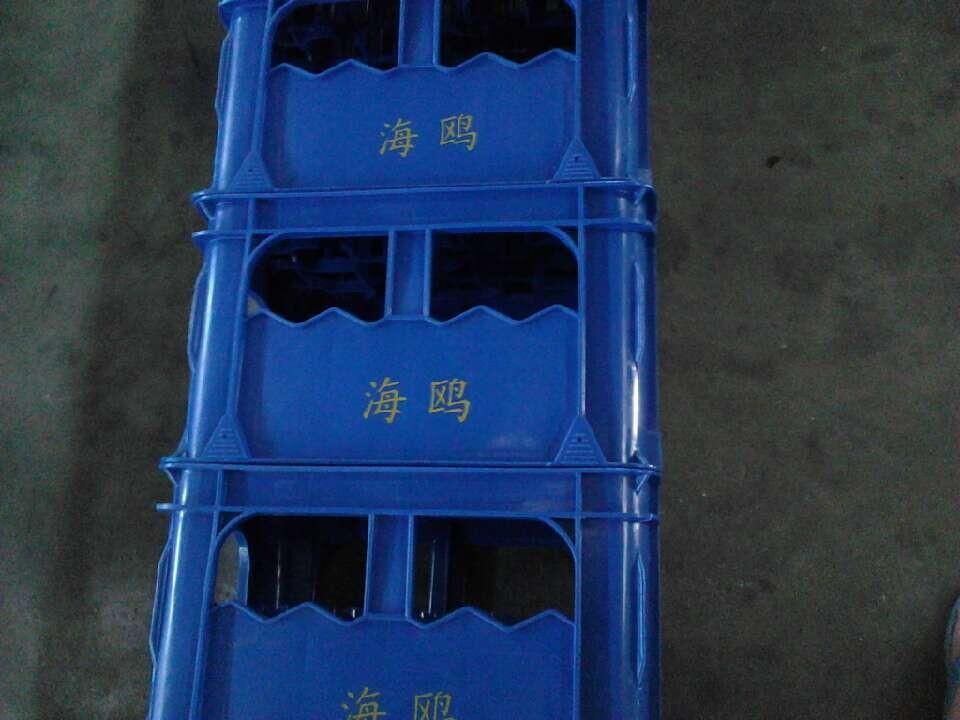 塑料啤酒箱