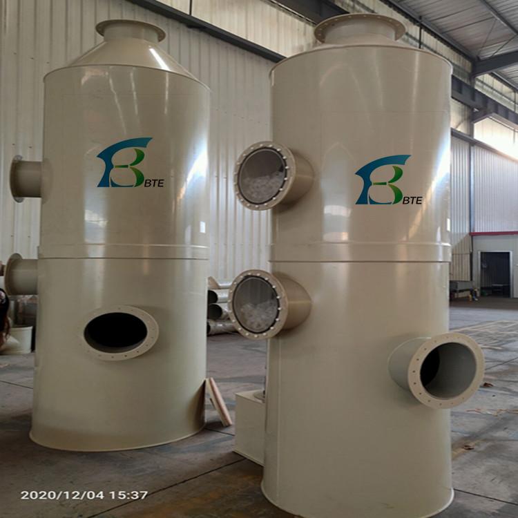 有机肥/化肥厂废气处理
