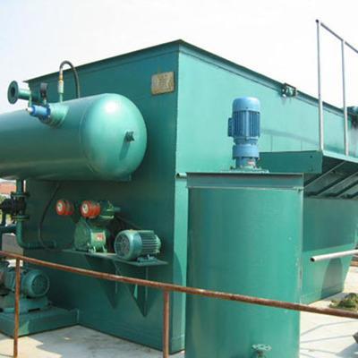造纸污水处理设备的特点以及安装要求
