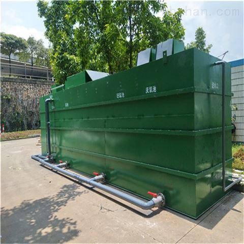 生活废水处理设备的具体特点