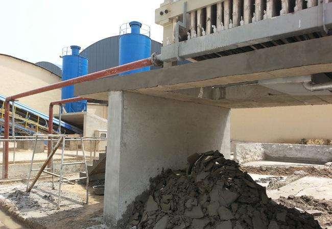 泥浆压滤机