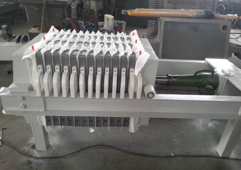 陶瓷泥浆压滤机