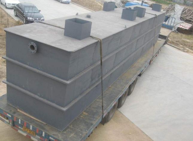 在使用地埋式污水处理设备突然停运应该如何处理