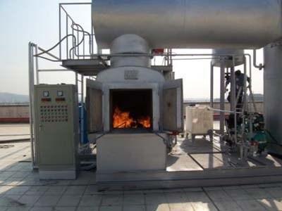 小型垃圾焚烧炉