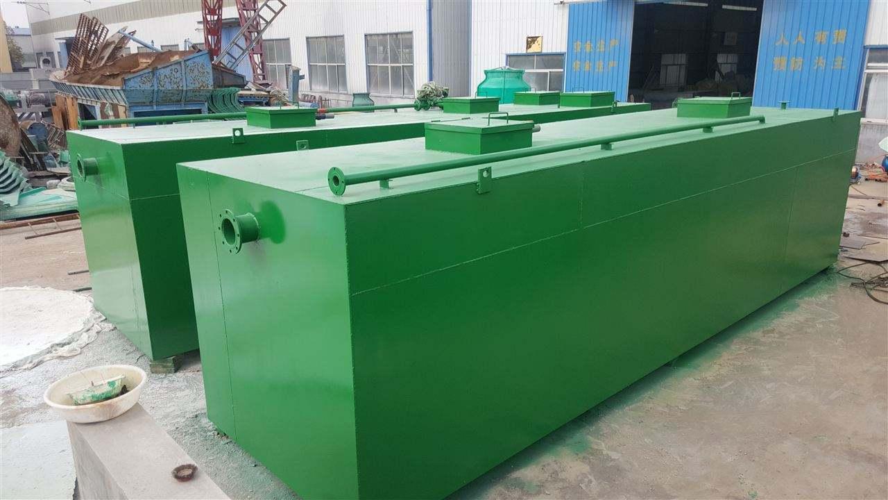 洮南市/延吉市生活污水处理设备的两大污泥脱水技术