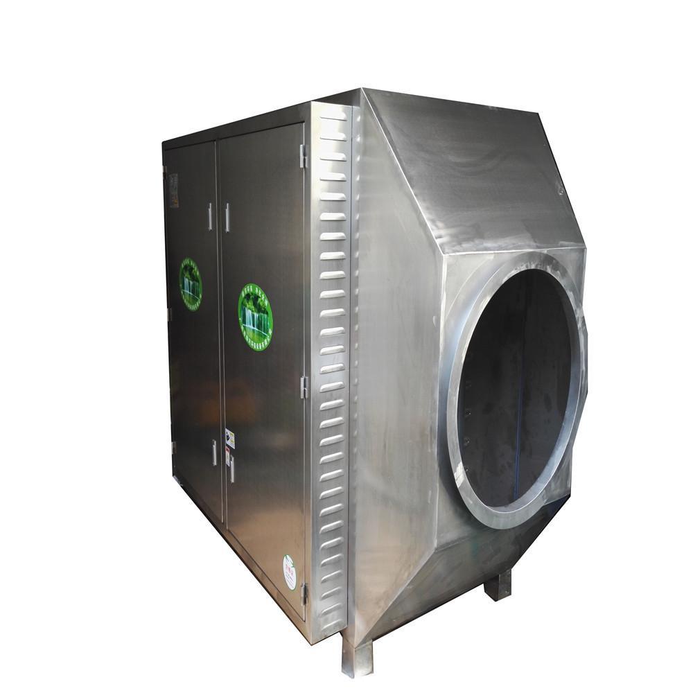 一起來看一下污水處理器它主要的功能