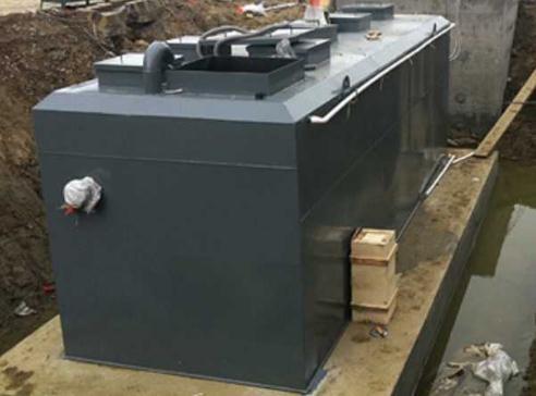 医院污水处理设备的净化原则以及处理污水的3大类型