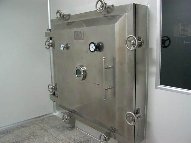 真空冷冻干燥箱