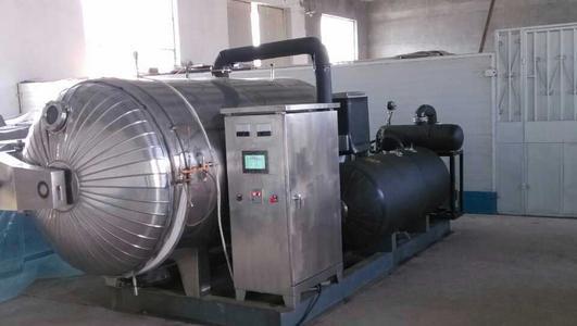冷冻干燥机工作原理介绍