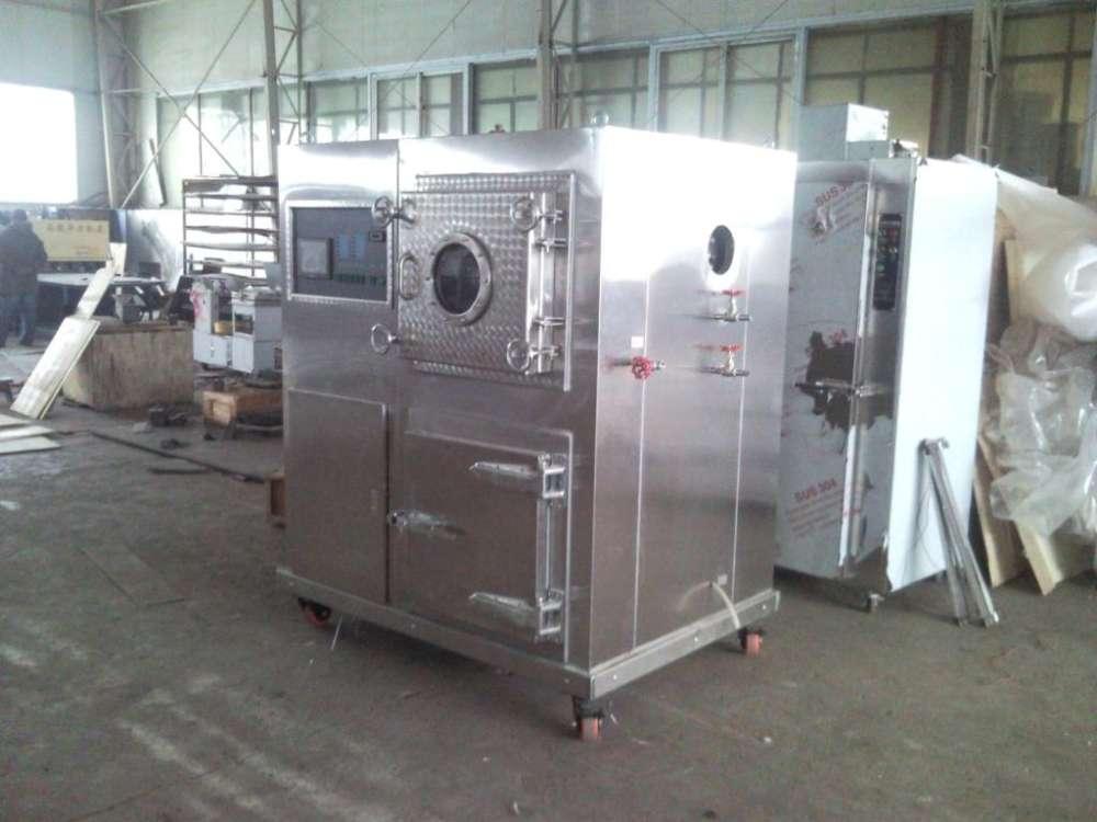 冷冻干燥机在使用过程中应注意哪几点