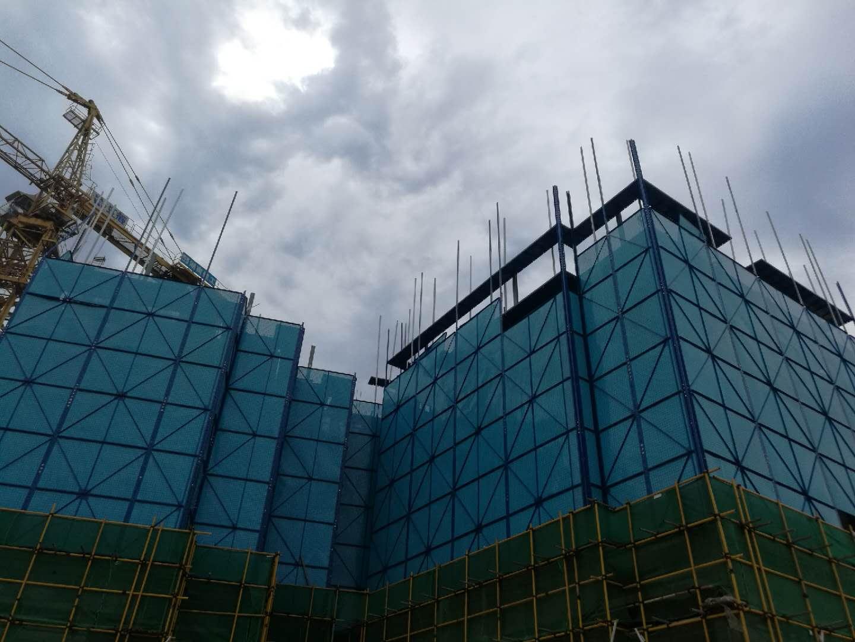 建筑新型爬架