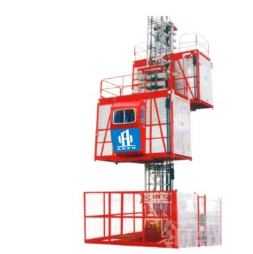 施工升降機廠家分享施工升降機安裝前注意事項