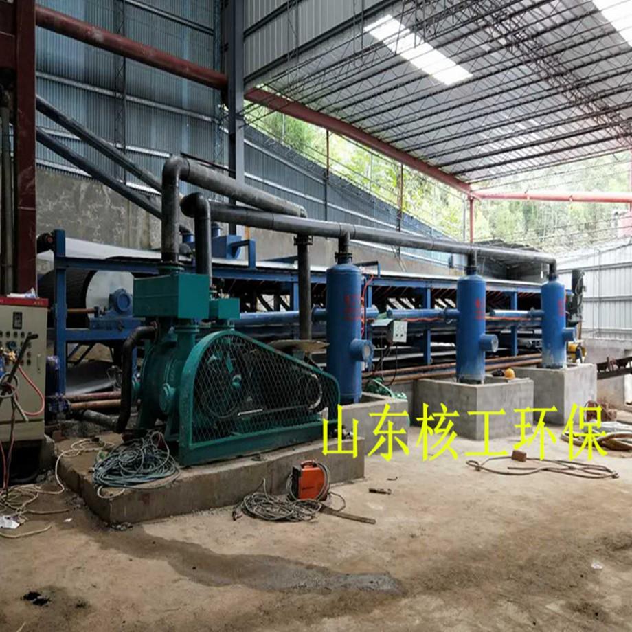 石膏脱硫真空带式过滤机厂家