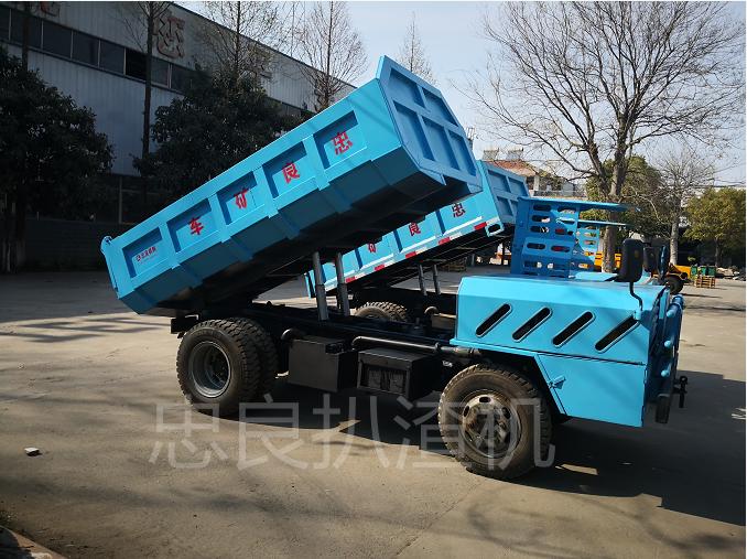 UQ-8吨气刹车